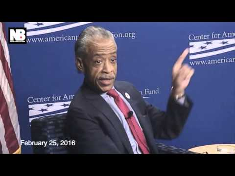 Al Sharpton ready to 'get out of here' if Trump wins