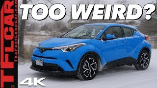 2019 Toyota C-HR Review: What's Good, Bad, and Weird about this Quirky Car?