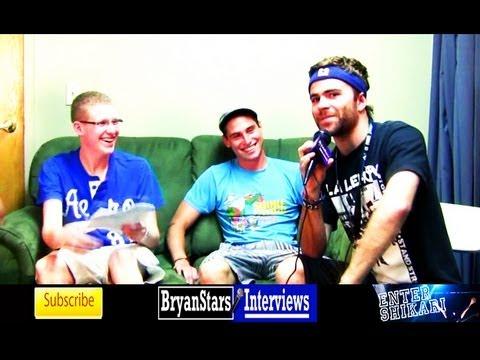 Enter Shikari Interview Featuring Big Chocolate Warped Tour 2011