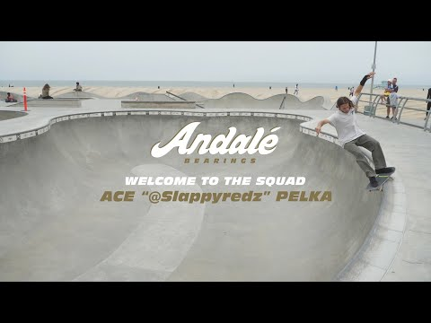 Andale Bearings Welcomes Ace Pelka to the Team