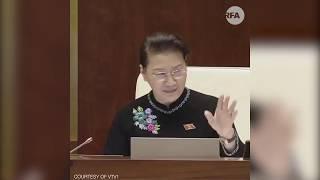 Đại biểu Lưu Bình Nhưỡng vạch mặt tướng Tô Lâm ngay giữa nghị trường Quốc hội