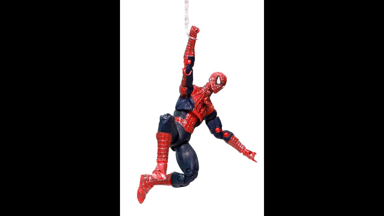 Spiderman Toys For Kids, Spiderman Action Figures