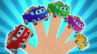 xe cứu hỏa gia đình ngón tay | bài hát cho trẻ em | Fire Truck Finger Family | Kids Channel Vietnam
