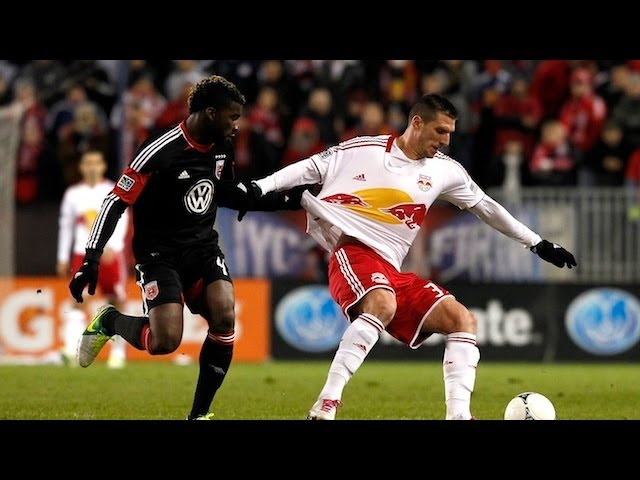 HIGHLIGHTS: New York Red Bulls vs. D.C. United
