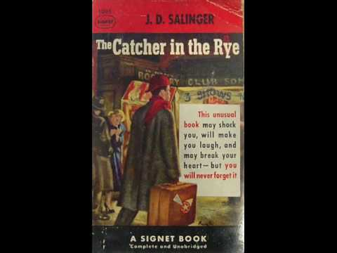 Michael Savage Reads Catcher in the Rye by JD Salinger - (Aired on November 2, 2009)