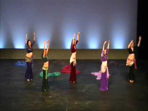 arabian Dream - Level 2 Bellydance Addict raqs Sharqi Revolution video