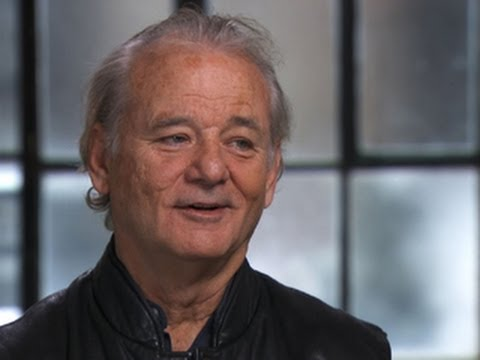 Bill Murray on celebrated career,