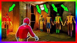 GTA 5 Mods - Siêu Nhân Thần Kiếm Đột Nhập Trụ Sở FBI Tìm Lại Bộ Đồ Siêu Việt | GTA5MODAZ