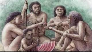 First humans on earth