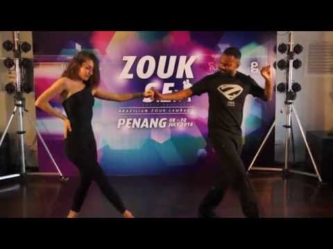 Zouk SEA 2016 ACD-10 - Mathilde and Alex ~ video by Zouk Soul