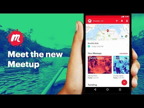 Meetup APK Cover