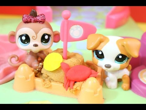 Littlest Pet Shop Castle Play Doh Littlest Pet Shop Lps