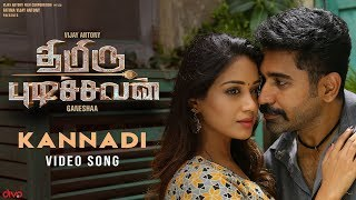Thimiru Pudichavan - Kannadi Video Song