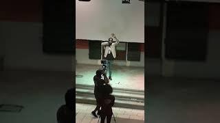 Emmy BLACK live in Ravenna CITY ITALY 🇮🇹🇮🇹