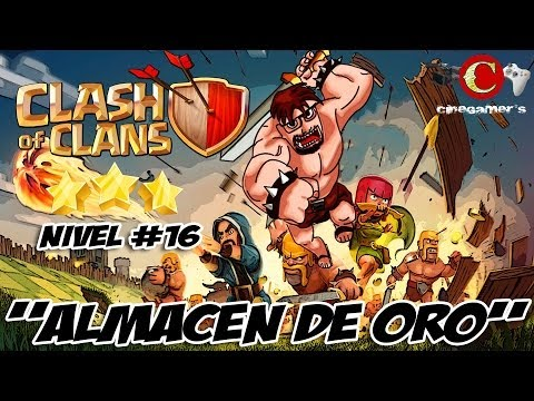 Clash Of Clans Walkthrough Nivel 16