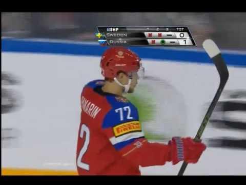 Чемпионат мира по хоккею 2017. Россия – Швеция Буллиты 4 бросок Россия ГОЛ