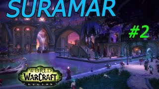 World of Warcraft Legión. Suramar: Telemántico jefe Oculeth #2