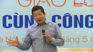 """Ông Trương Gia Bình – Chủ tịch FPT chia sẻ: """"Cơ hội giúp Việt Nam trở thành điểm sáng khởi nghiệp"""""""