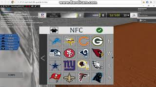 New england patriots vs green bay packers (Mr_erty vs Zach) pt3