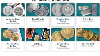 Gainesville Coins Store Show Casing: Silver Round Near Spot Price