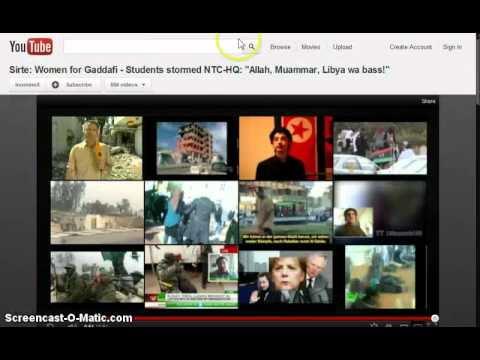GGN: West to Pay Syrian Terrorist Living Wage, Women for Gadaffi Storm NTC, Annan Handpicked by CIA