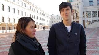 Sardar Azmoun interview with Maria Komandnaya