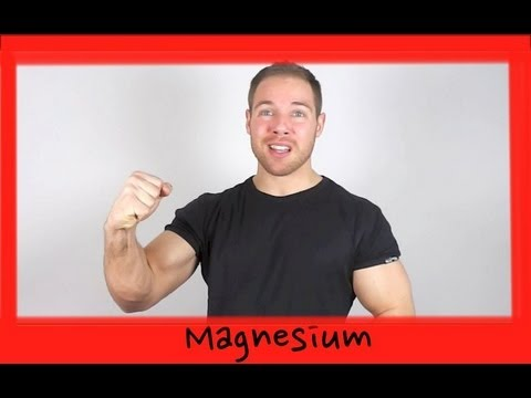 magnesium und abnehmen