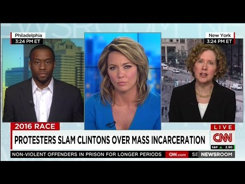 Bill Clinton's Apology to Black Lives Matter Protesters; Was it Legit?