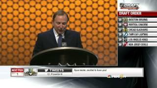 Gary Bettman booed lustily at NHL Draft in Philly 6/27/14