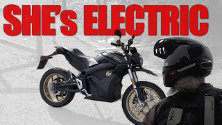 Zero DSR Electric Motorcycle Review 2018 - First Ride Impressions