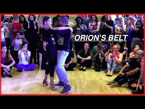 Sabrina Claudio - Orion's Belt | Zouk Dance | Carlos da Silva & Fernanda da Silva | DC Zouk Festival