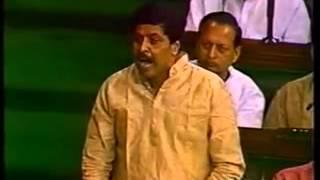 Hilarious explanation of Democracy in India to Chinese Pramodji Mahajan in Loksabha   Speech on No C