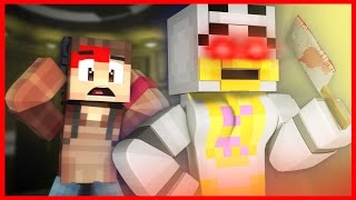 """FNAF World Five Nights in Anime - """"FUNTIME CHICA """" (Minecraft Roleplay) Night 47"""