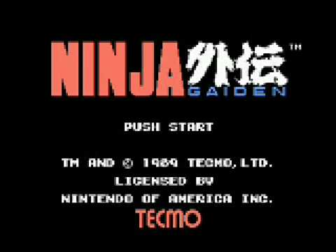 Ninja Gaiden - Main Theme is listed (or ranked) 39 on the list The Greatest Classic Video Game Theme Songs Ever