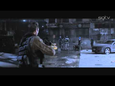 Resident Evil: Operation Racoon City. Тройной удар (дубляж от stopgame.ru)