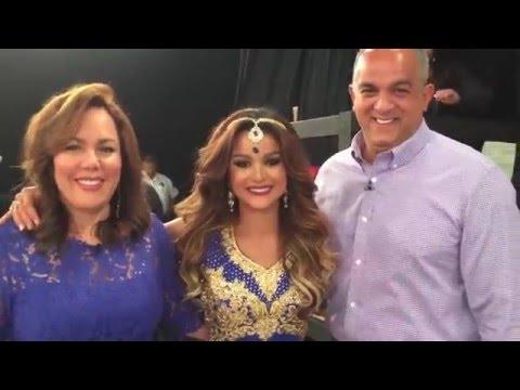 ¿Qué diría Shakira del baile de Clarissa Molina! Nuestra Belleza Latina