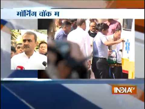 NCP chief Sharad Pawar injured, rushed to Mumbai hospital