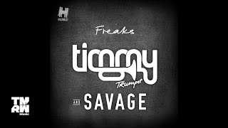Timmy Trumpet Freaks Feat Savage