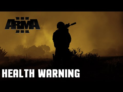 Health Warning - Arma 3 Multiplayer Milsim