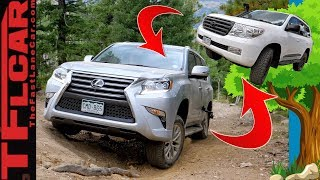 Lexus GX 460 vs Toyota Land Cruiser: Is The GX The New KING Of Overlanding?