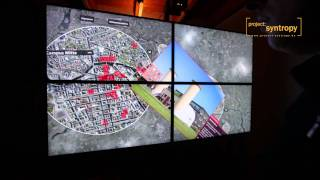 SYNtouch Radar -- infrared laser-based interactive solution for any surface