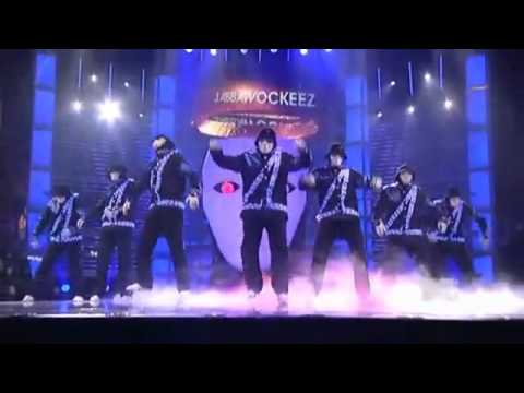 Robot Dance By Jabbawockeez video