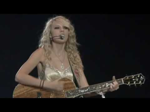 Taylor Swift Age 16 First Concert