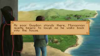 King's Quest III: To Heir is Human: Remake (Part 1 - Manannan is a dick)