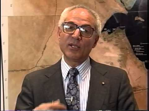 Press Conference: Discovery of Ancient River System in Arabian Peninsula - 1993/03/25