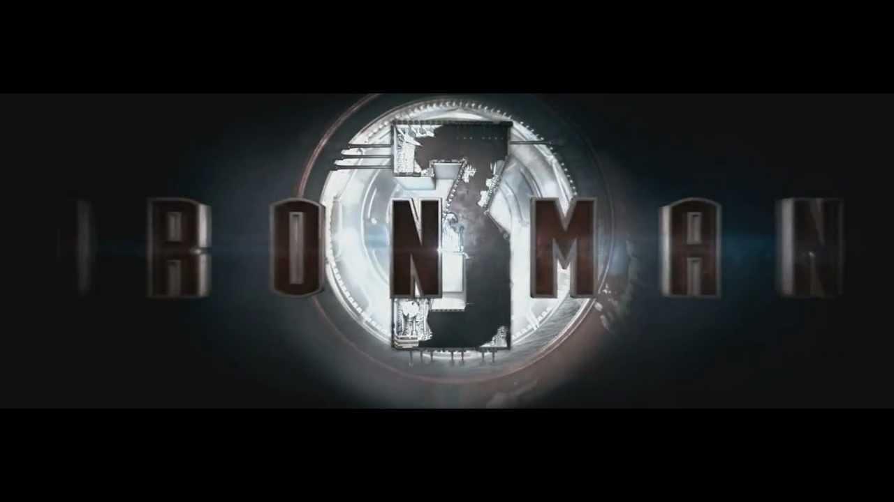 Iron Man Comic Logo Iron Man 3 Teaser Logo San