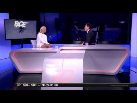 Jelena Karleusa - Face to Face sa Senadom Hadzifejzovicem - 20.10.2012.