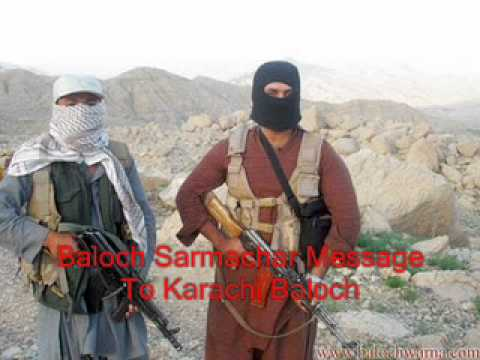 Baloch Sarmachar Message To Karachi Baloch on( Radio  Gwank  )