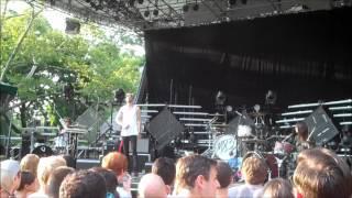 Big Black Delta Huggin Kissin A Central Park New York City Summerstage 2012