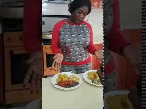 Mercy Johnson, Marriage, Cooking and Kids (Teaser)